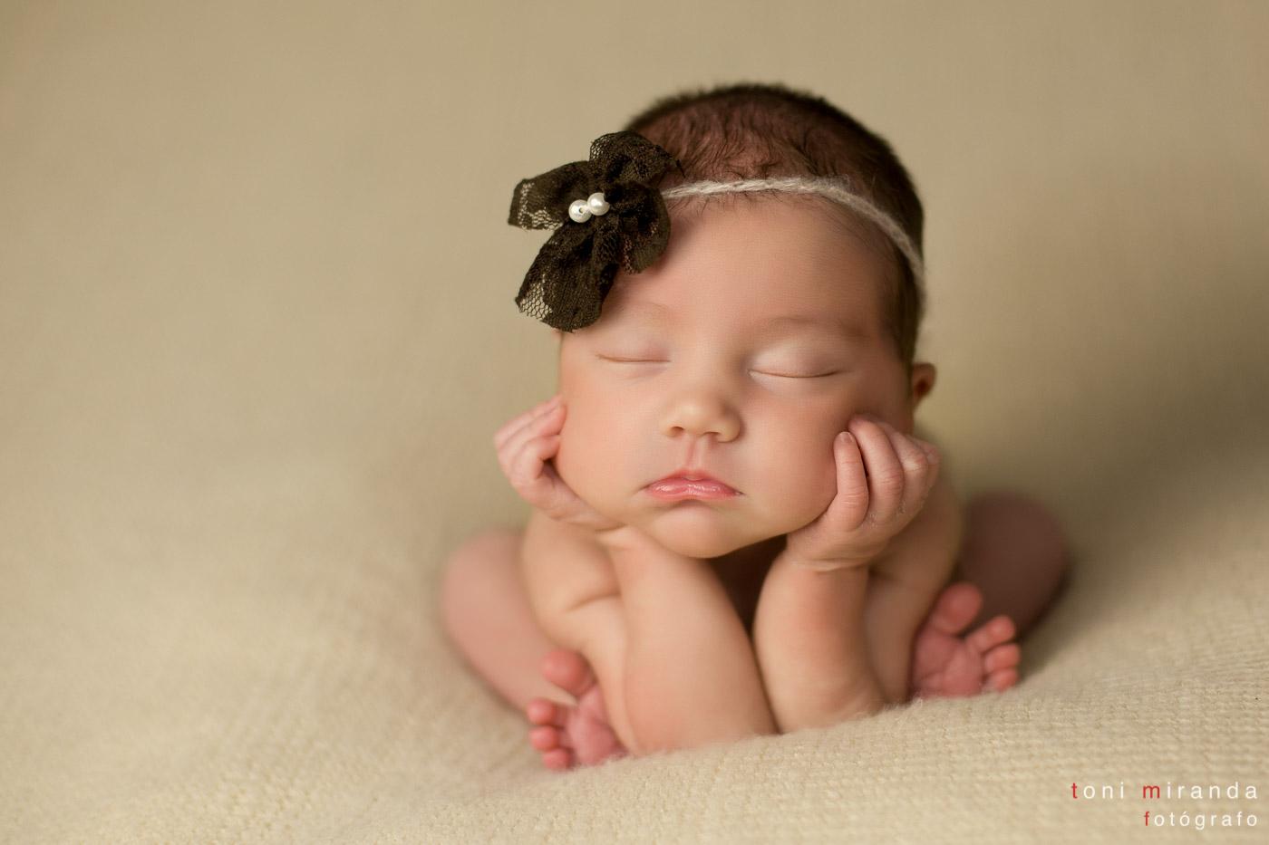 bebe recién nacido en Alcoy