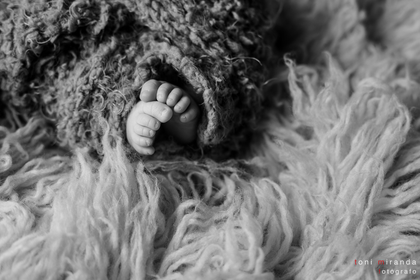 pies de recien nacido