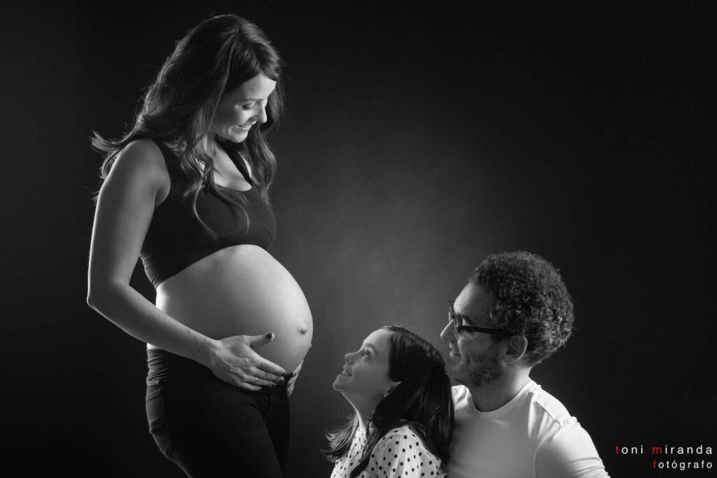 embarazo en familia estudio