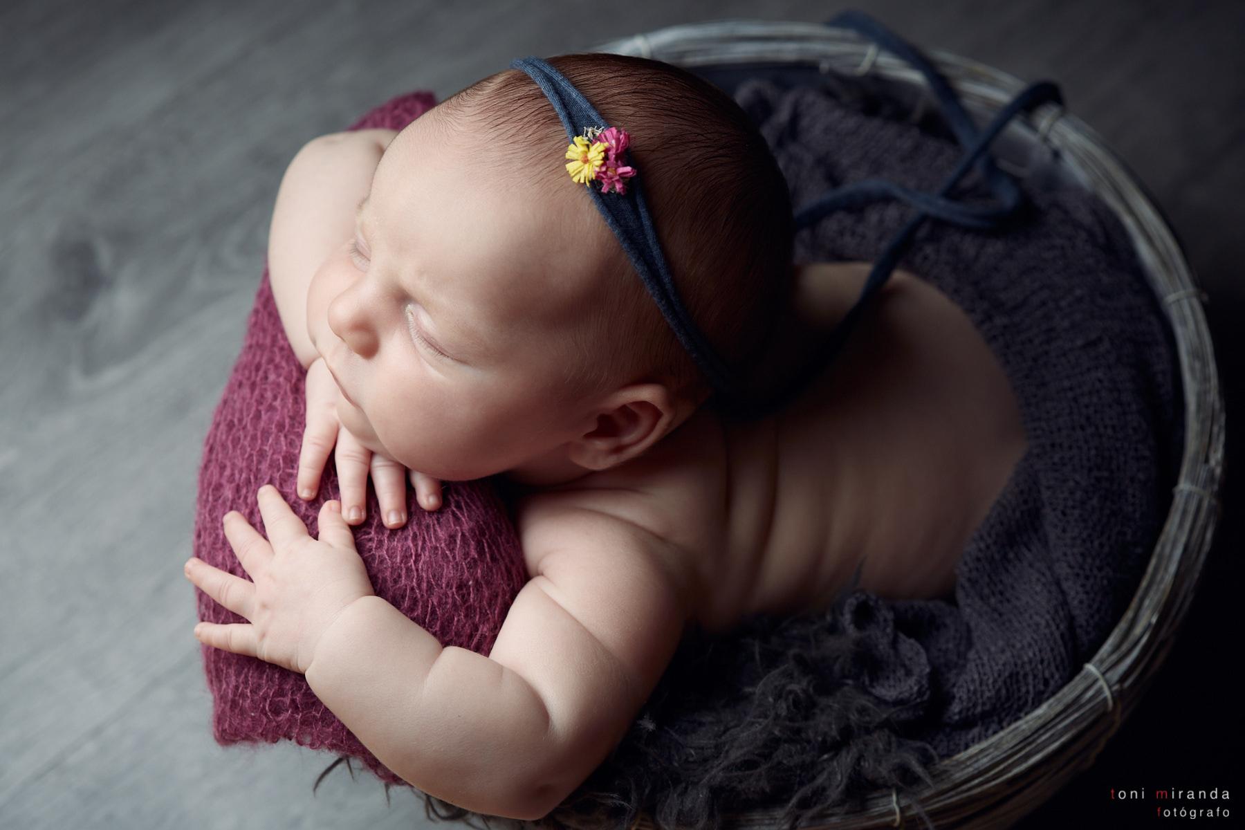 bebe recién nacido desde un punto de vista diferente