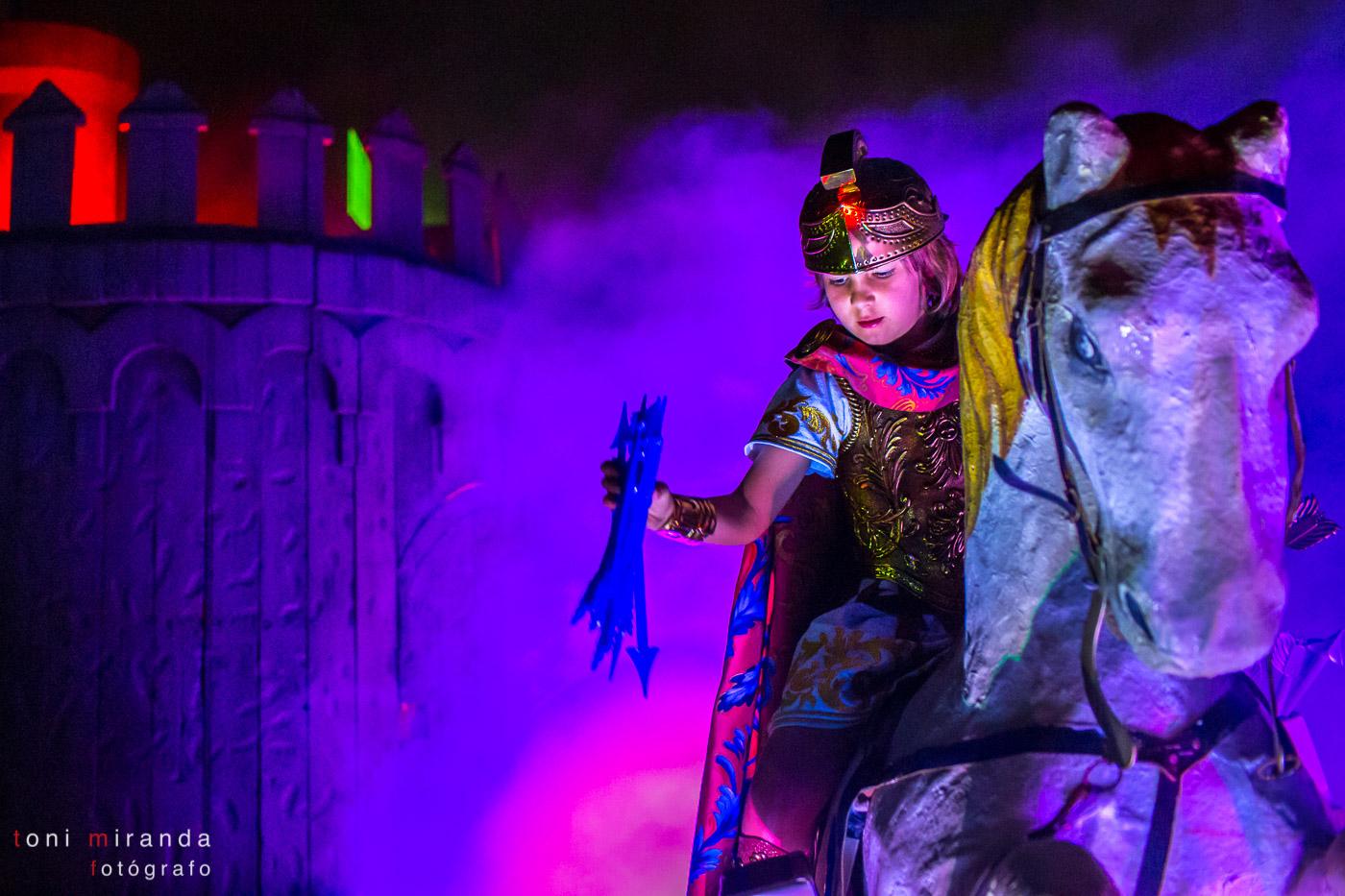 Sant Jordiet fiestas moros y cristianos de Alcoy