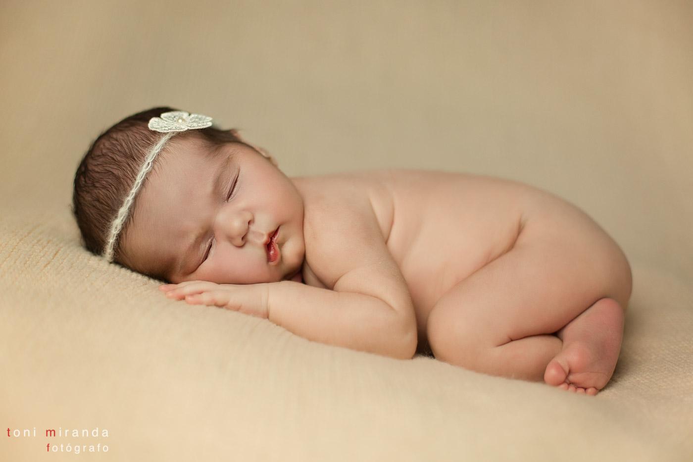 fotografía de newborn en Alcoy Alicante